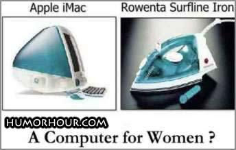 A Computer for Women?