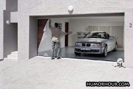 Look at my new BMW....