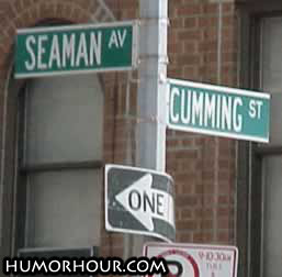 Sick Minded Street Signs