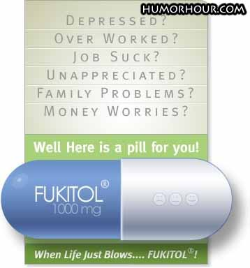 Well here is a pill for you!