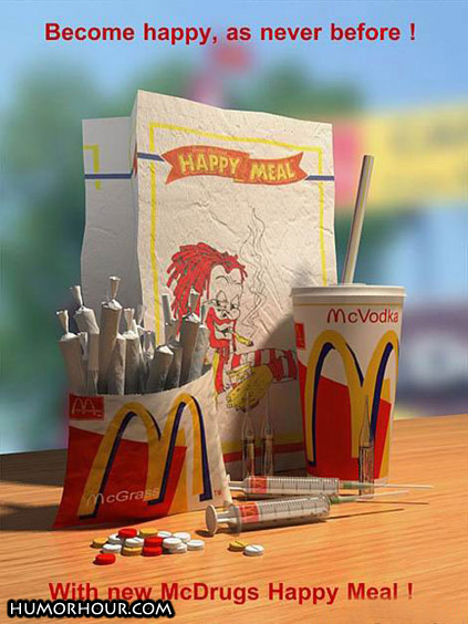 Become happy with new Happy Meal